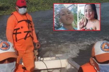Novios mueren ahogados cuando festejaban embarazo