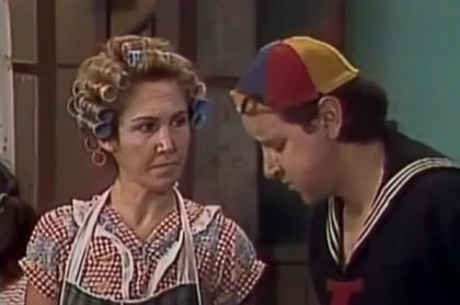 """""""Lo quieren borrar"""": 'Doña Florinda' no perdona salida del aire de 'Chespirito'"""
