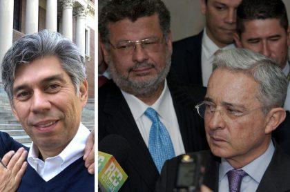 Álvaro Uribe le responde a Daniel Coronell a través de su abogado