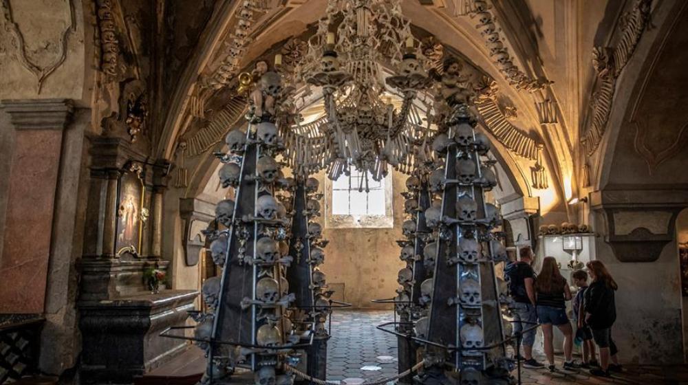 Historia de la capilla de los huesos