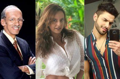10 parejas de famosos colombianos que nadie sabía.