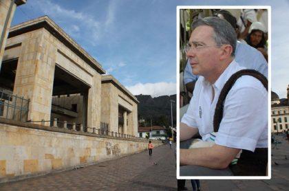 Altas cortes reclaman independencia en caso de Álvaro Uribe