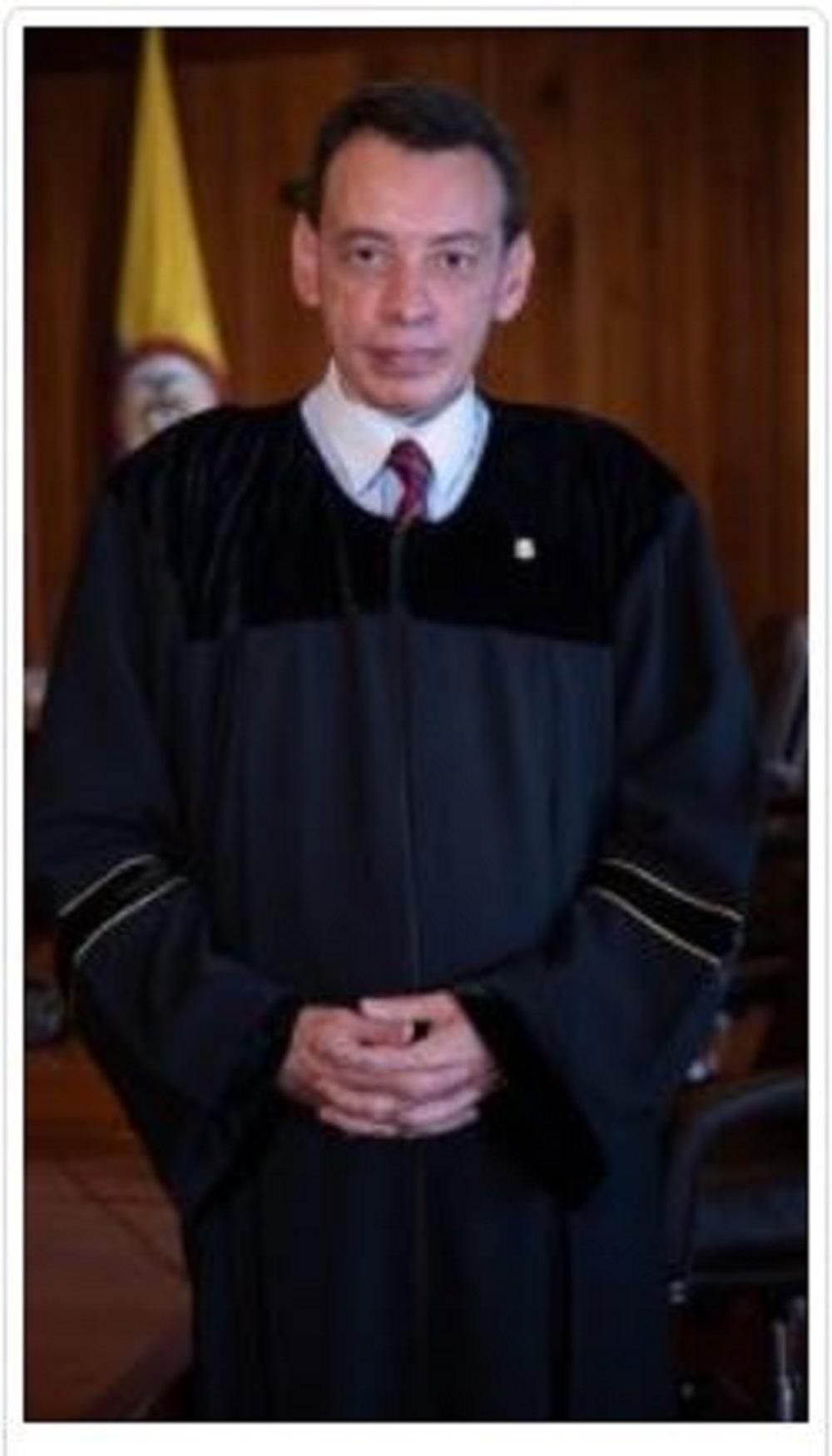 El magistrado Francisco Javier Farfán Molina es abogado especializado en Ciencias Penales y Criminológicas y en Derechos Fundamentales. Ha publicado 12 libros y 20 artículos en revistas especializadas sobre temas de derechos fundamentales, derecho procesal penal y actos de investigación.
