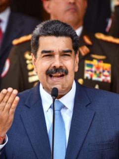Maduro: A Uribe lo detuvieron por delito menor, como a Al Capone
