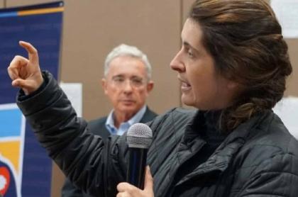 Paloma Valencia propone constituyente y corte única