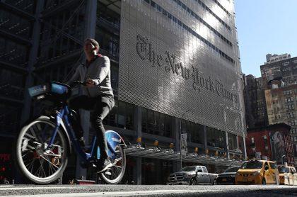 Contenido online de The New  York Times trajo más ingresos que el impreso.