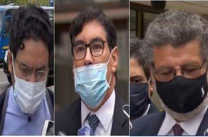 Notificaciones en la Corte Suprma del caso Uribe