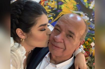 Nathaly y Luis Alberto Posada