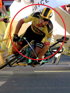UCI sanciona a Groenewegen por caída de Jakobsen en Tour de Polonia.
