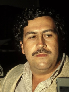Cambio físico del hijo de Pablo Escobar; ahora es flaco.
