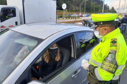 Policía de carreteras refuerza controles