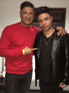 Iván y Daniel Calderón