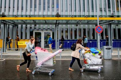 Nueva cadena de almacenes llega a Colombia a hacerles competencia a pesos pesados.