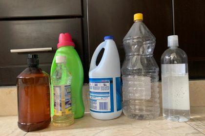 Alerta por aumento de intoxicados que consumen líquidos de limpieza para combatir COVID-19