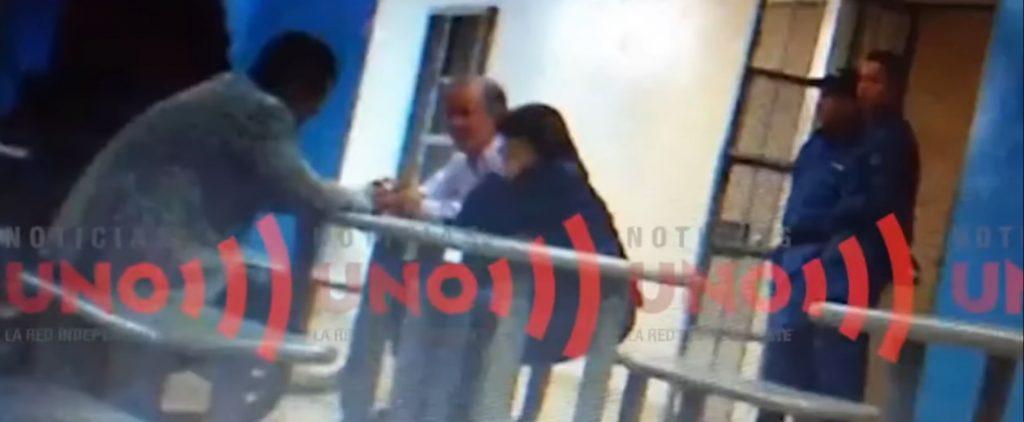 Jaime Lombana reunido con Enrique Pardo Hasche / Noticias Uno