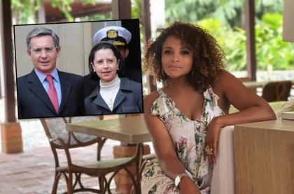 Mabel Lara habla sobre Lina Moreno de Uribe