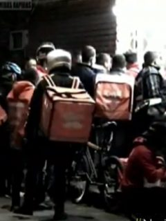 'Rappitenderos' preocupan en Bogotá