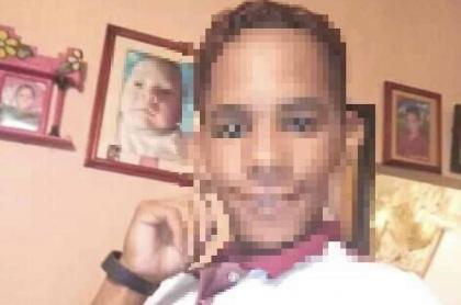 Luis Álvarez, joven al que le amputaron brazo por ser homosexual, conocía familia de su agresor
