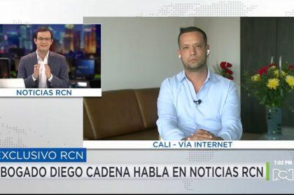 José Manuel Acevedo entrevista a Diego Cadena