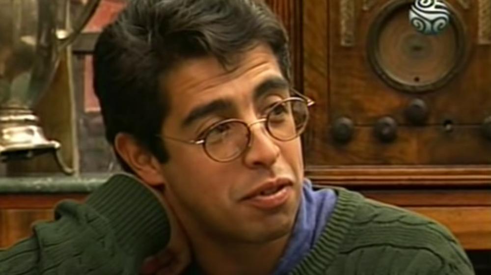 Jaime Garzón en el programa 'Charlas con Pacheco' de Señal Colombia - 1998