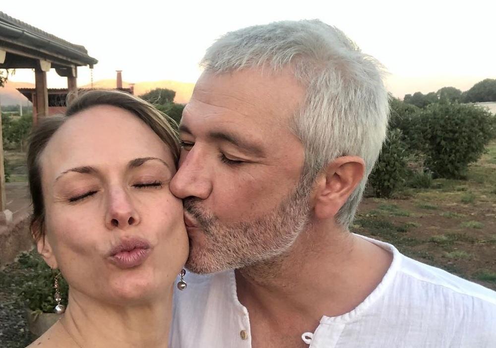 Geraldine Zivic y Gonzalo Vivanco