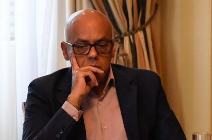 Ministro de Comunicación e Información de Venezuela, Jorge Rodríguez
