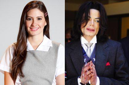 """Taliana Vargas tiene vitiligo, """"enfermedad de Michael Jackson""""."""