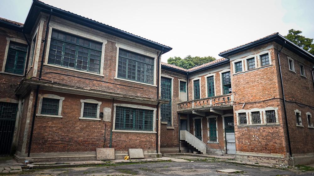 Edificio abandonado - Hospital San Juan de Dios