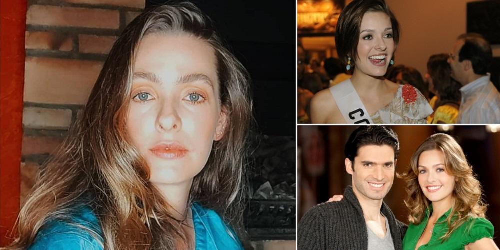 Fotos de Michelle Rouillard reciente, cuando fue a Miss Universo y en 'Tu voz estéreo'.
