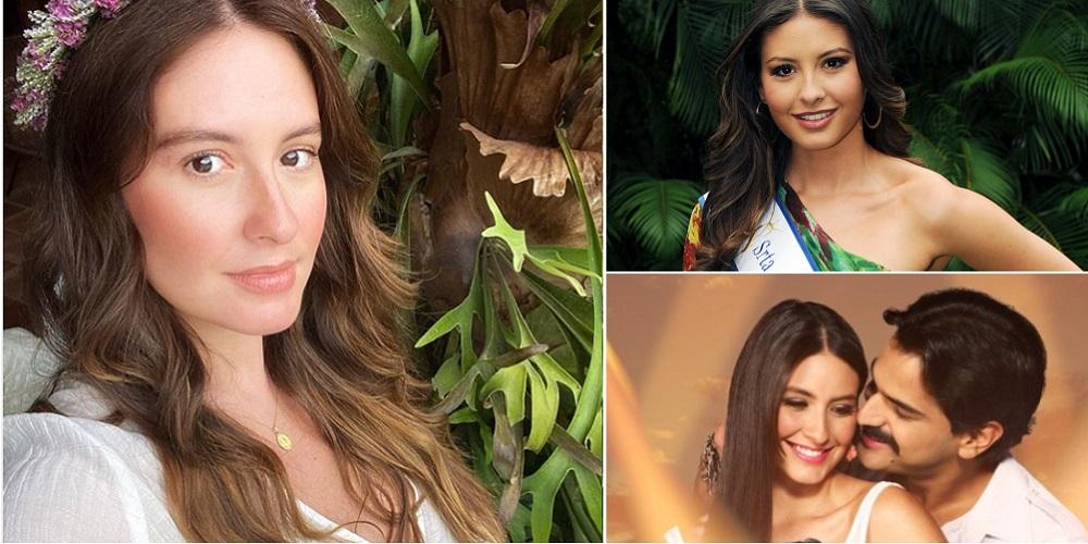 Fotos de Taliana Vargas reciente, cuando fue reina y en 'Rafael Orozco, el ídolo'.