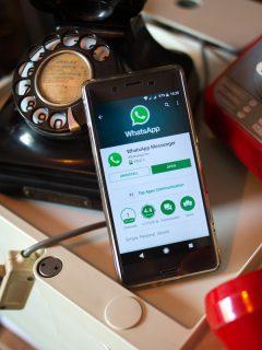 Cómo usar WhatsApp con un número de teléfono fijo