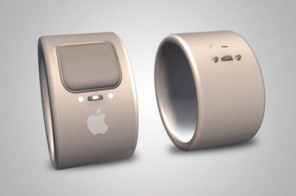 Aparecen nuevos detalles sobre la patente del Apple Ring