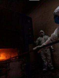 Colapso de hornos crematorios en Bucaramanga
