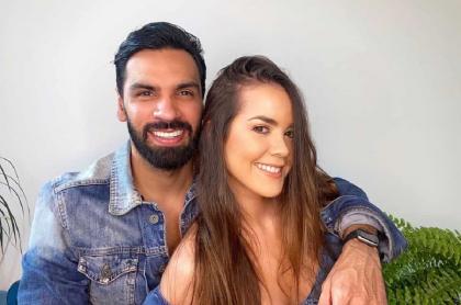 Laura De León y Salomón Bustamante