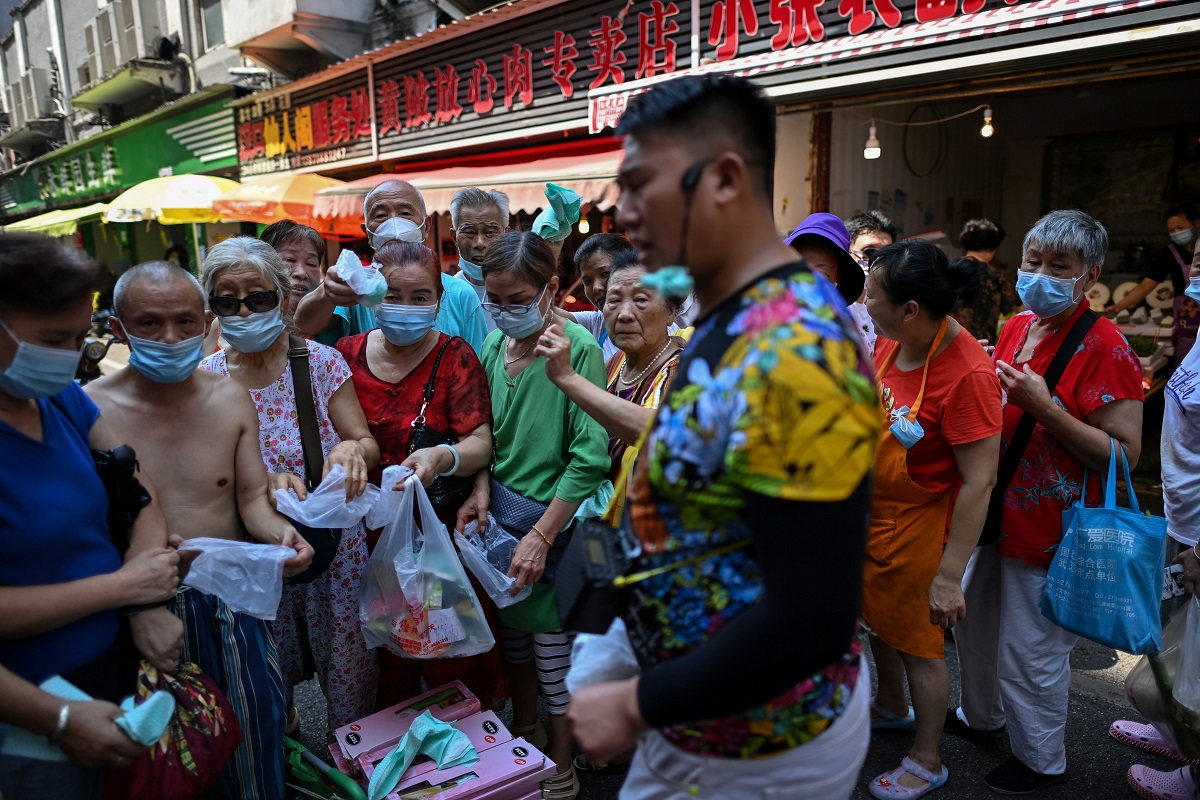En la provincia de Hubei, cuya capital es Wuhan, no ha habido nuevos casos de contagio desde mayo y sus autoridades ofrecen entradas gratuitas para 400 lugares turísticos.