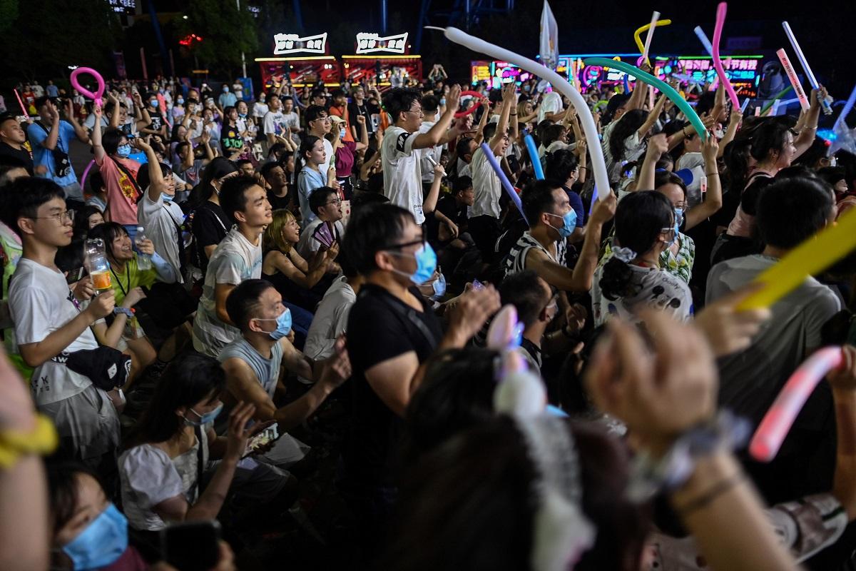 Debido a que están en verano, se han llevado a cabo varios eventos musicales en esa ciudad en los últimos días.