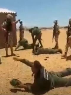 Video de captura de militares venezolanos que violaron soberanía para robar en La Guajira
