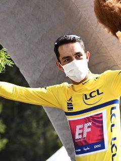 Daniel Felipe Martínez, campeón del Dauphiné 2020