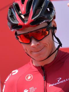 Christopher Froome, descartado para el Tour de Francia