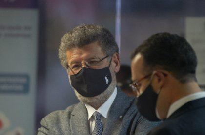 Jaime Granados, abogado de Álvaro Uribe