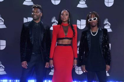 ChocQuibTown en los Latin Grammy 2019