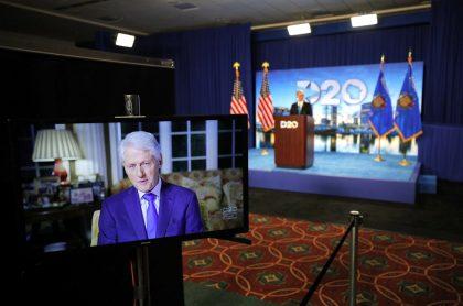 Bill Clinton ciritcó estilo de mando y falta de responsabilidad de Trump