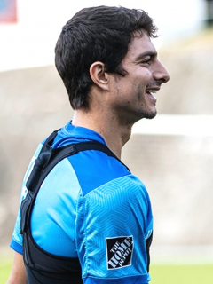 Stefan Medina, jugador del Monterrey libre de coronavirus