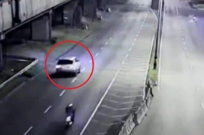 Policía-persiguió-a-camioneta-de-alta-gama-en-Medellín