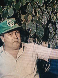 Pablo Escobar y Jorge Luis Ochoa