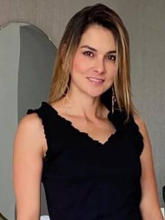 Catalina Gómez lamenta muerte de papá de Iván Lalinde por COVID.