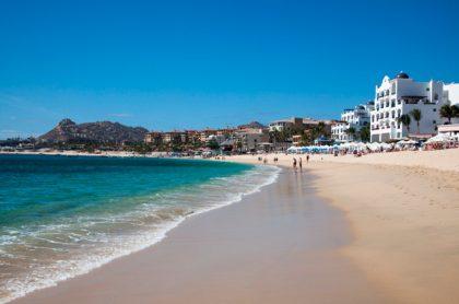 Playa, zona turística