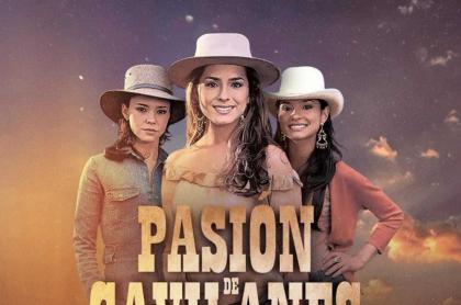 Afiche novela 'Pasión de gavilanes'