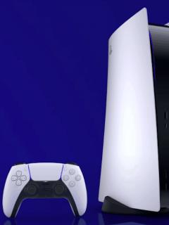 Captura de pantalla de video de la nueva PS5.
