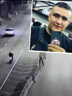 Comerciante herido en persecución en Medellín